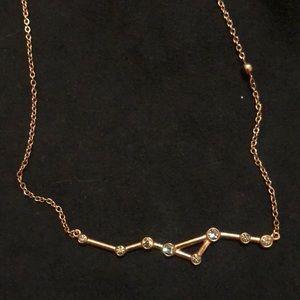 Fossil Constellation Glitz Necklace